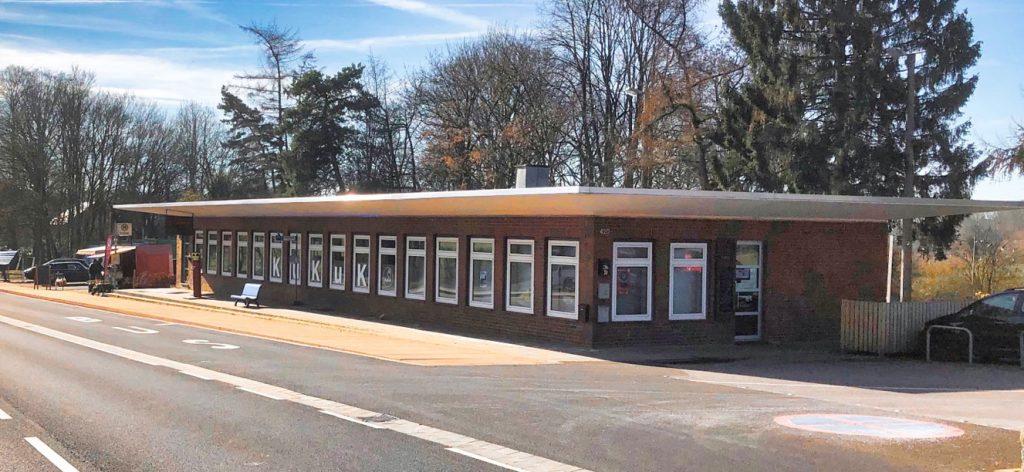 Deutsches Zollhaus nach dem Umbau