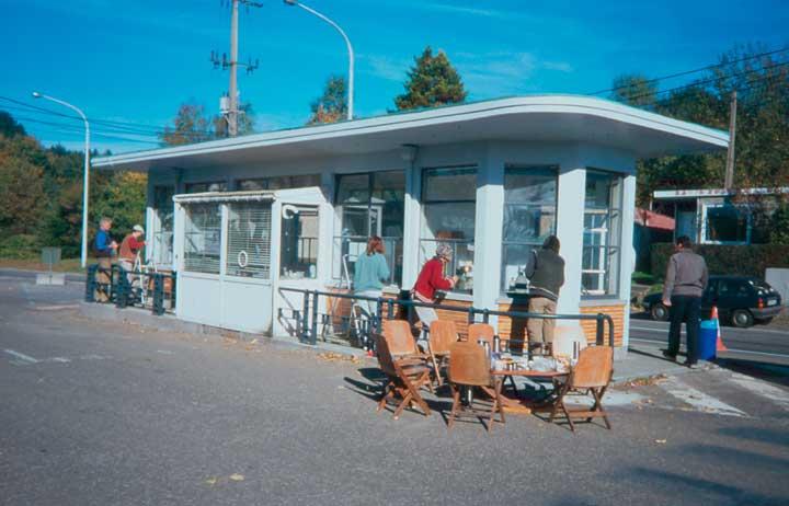 Renovierung belgisches Zollhaus Koepfchen, 2000