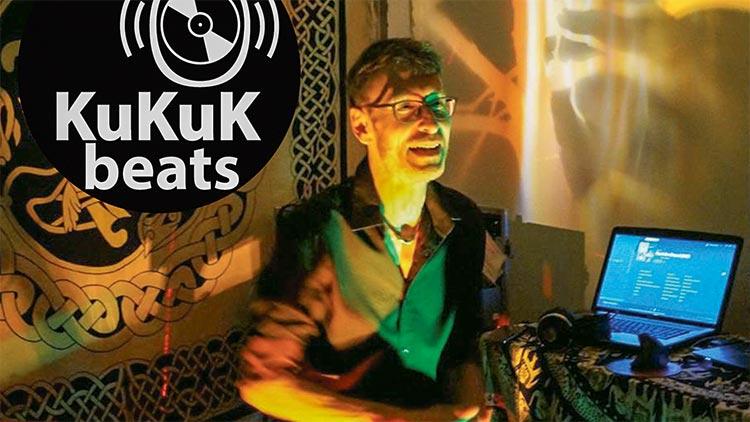 KuKuK Beats. Der Mann mit der Trommel legt auf