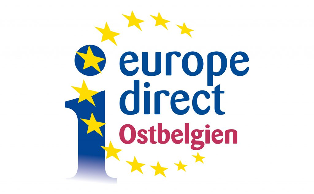Logo: EuropeDirect Ostbelgien