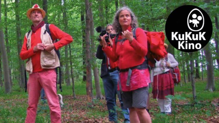 Der Film DIE ROTE LINIE erzählt den Protest gegen die Vernichtung des Hambacher Forstes